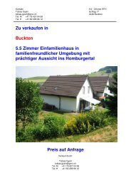 Zu verkaufen in Buckten 5.5 Zimmer Einfamilienhaus in - Newhome.ch