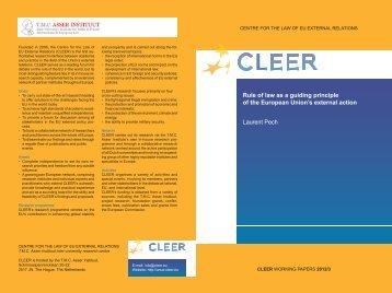 CLEER WP 2012/3 - TMC Asser Instituut