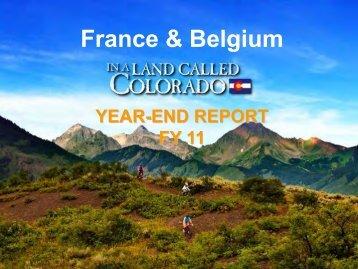 France & Belgium - Colorado.com