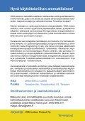 esite/ohjelma. - VEM motors Finland Oy - Page 4