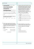 YÜKSEKÖĞRETİME GEÇİŞ SINAVI (YGS) 24 MART 2013 PAZAR - Page 6
