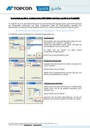 Kurzanleitung 0914 Kurzanleitung 0914 - Konfiguration GPT ...