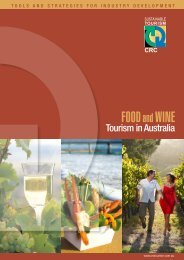 FOOD andWINE - Sustainable Tourism Online
