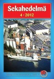 Sekahedelmä 4-2012 - Helsingin Elintarviketyöntekijät ry AO 10