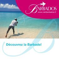 Découvrez la Barbade! - Visit Barbados