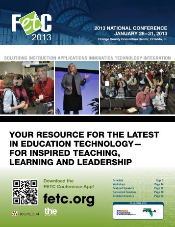 your resource for the latest in education technology - 1105 Media