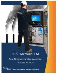 915 J Mercury CEM Brochure (PDF) - Ohio Lumex Co.
