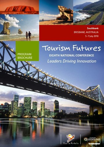 Program Brochure - Tourism Futures
