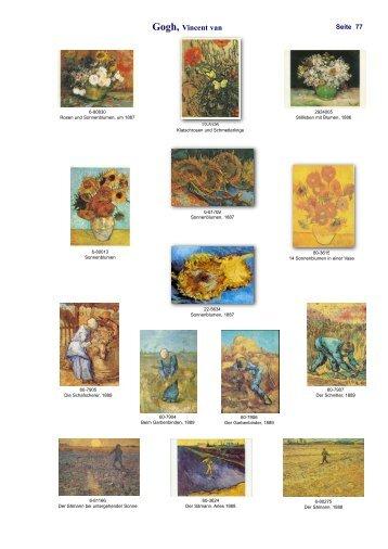 Gogh, Vincent van - Home - Sagro - Verlag