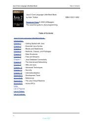 Java 2 Core Language Little Black Book.pdf