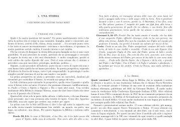 Una storia; scheda 1 del 29.09.2010 - Giovanni Pistone