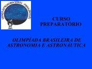 9.Galáxias e universo - Espaço Astronomia UDESC