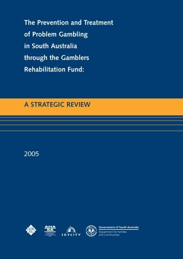 GRF_Strategic_Report - South Australian Policy Online
