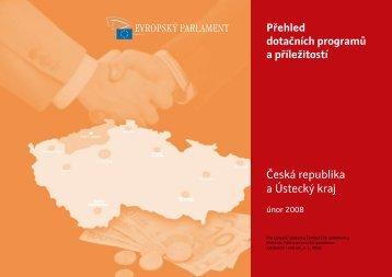 Česká republika a Ústecký kraj - Hospodářská komora České ...