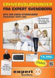 QR-koden - Velkommen til expert Svendborg!