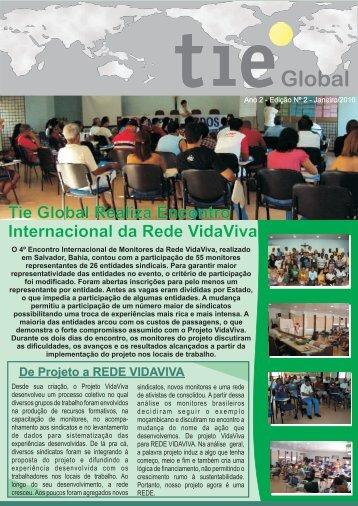 Jornal Tie - edição 2 - 2010