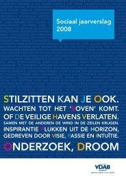 Het VDAB sociaal jaarverslag (PDF, 856 Kb., nieuw venster)