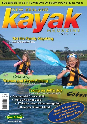 Taking on Jeff's Joy Get the Family Kayaking ... - Canoe & Kayak