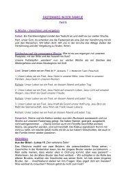 Dieses Dokument zum Ausdrucken - Pfarre Saalfelden