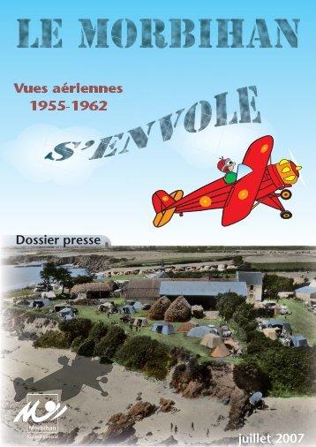 Dossier presse juillet 2007 - Conseil général du Morbihan
