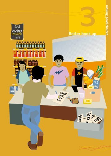 Chapter 3 Better book up - ASIC's MoneySmart website