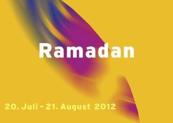 Faltblatt als pdf - GottesGarten der Religionen