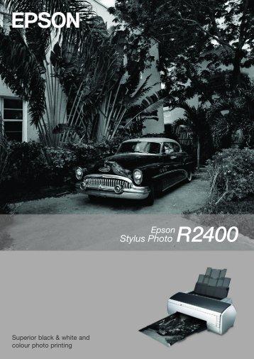 Superior black & white and colour photo printing - Goecker
