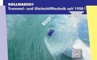 Übersicht Gleitschleifanlagen - KKS Ultraschall AG