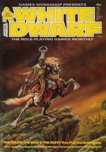 White Dwarf 83.pdf - Lski.org