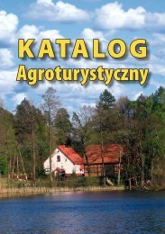 Katalog Agroturystyczny - KSOW