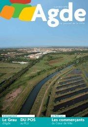 Journal de la Ville N°66 - Agde