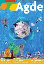 Journal de la Ville N°59 - Agde