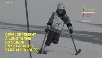Téléchargez le Plan du développement à long ... - Alpine Canada