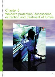 Chapter 6 Welder's protection, accessories, extraction and treatment ...