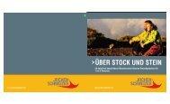 ÜBER STOCK UND STEIN - Jochen Schweizer GmbH
