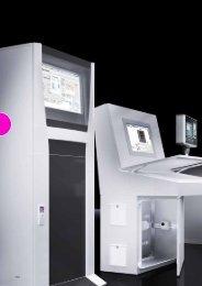 Pupitres/Armoires PC/Stations de travail industrielles - Audin