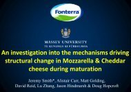 An investigation into the mechanisms driving structural change in ...