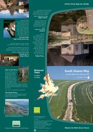 Duncton walks - South Downs National Park Authority