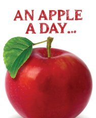 An Apple a Day - Scottish Book Trust