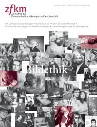 Bildethik - Netzwerk Medienethik
