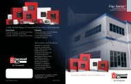 Flex Series Brochure.qxp - Gamewell