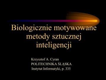 W k - ZMiTAC - Politechnika Śląska