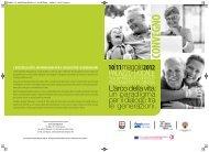 L'Arco della Vita: un paradigma per il dialogo tra le generazioni