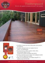 produktblad/instruktion - Welin & Co