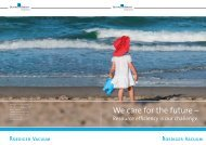 We care for the future – - Roediger Vacuum GmbH