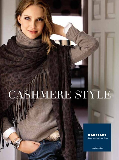 CASHMERE STYLE