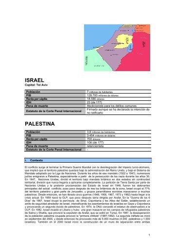 Contexto del conflicto: - Escola de Cultura de Pau