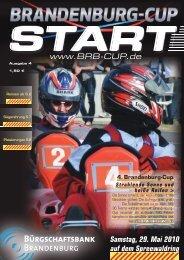 Zeitung 2010 als PDF - Brandenburg Cup