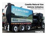 Peter Vanderhoof, Casella Waste Systems, Inc. - Granite State ...