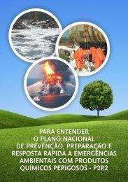 para entender o plano nacional de prevenção, preparação e ...